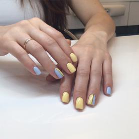 Мастер ногтевого сервиса Ольга